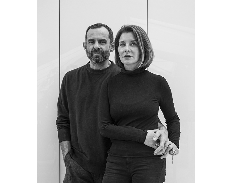 Ludovica+Roberto Palomba -ルドヴィカ+ロベルト・パロンバ-
